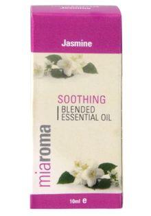 Miaroma Jaśmin mieszany olejek eteryczny - 10 ml. Holland & Barrett
