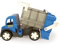 WADER Gigant śmieciarka blue Wader 67016
