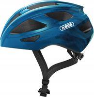Kask rowerowy Abus Macator Steel blue L 58-62 cm