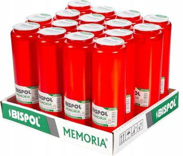Wkłady do zniczy olejowe BISPOL WO8C 192H 16szt.