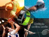 Sportowa opaska Smartband Wodoodporna Pulsometr, Krokomierz IP68 zdjęcie 5