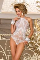 Body Model V-6990 Cathedral Royal wedding White - Axami  M