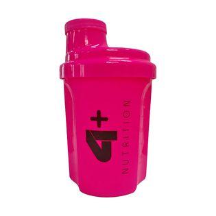 4+ Nutrition Shaker zakręcany Pink 300ml