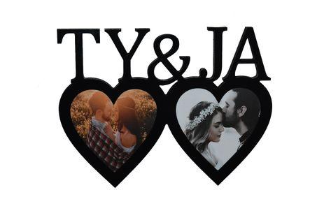 Multirama ramka na zdjęcia z napisem TY & JA
