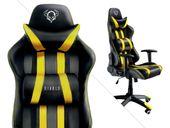 Fotel obrotowy gamingowy kubełkowy dla gracza DIABLO X-ONE ORYGINALNY