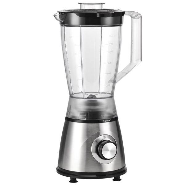 Blender do koktajli ze stali, niski poziom hałasu, 1,5 L zdjęcie 2