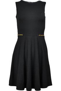 New Look Czarna Sukienka, Zip - 34 / XS