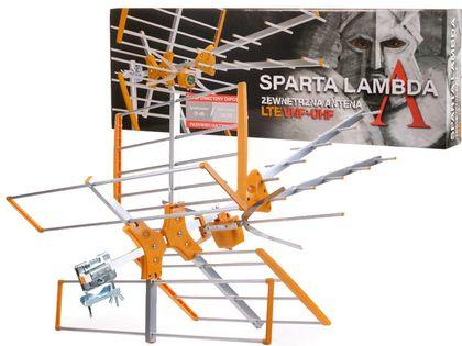 Antena DVB-TLTE VHF-UHF SPARTA Lambda Sparta Lambda