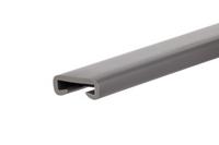 Listwa poręczowa PCV PREMIUM, poręczówka 40x8mm ciemnoszary 1mb