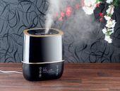 Nawilżacz / jonizator z ciepłą i zimną mgiełką zdjęcie 3