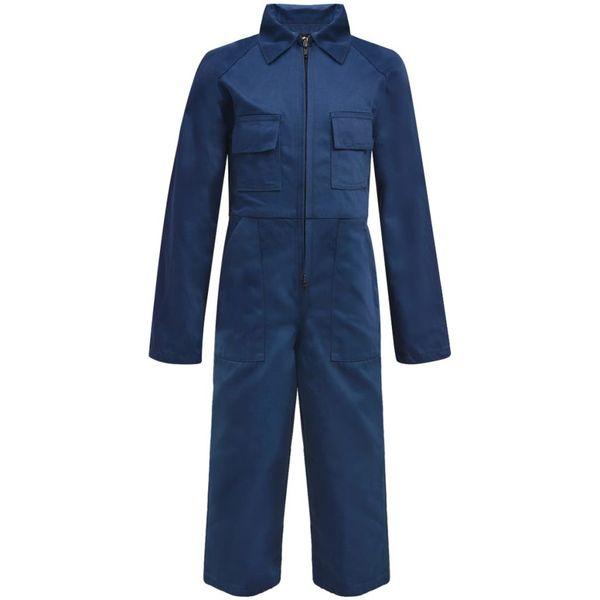 Dziecięcy kombinezon, rozmiar 98/104, niebieski zdjęcie 1