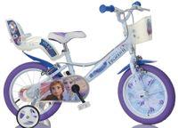 Włoski rowerek rower Disney Frozen 16 cali Kraina Lodu Frozen Elsa EU