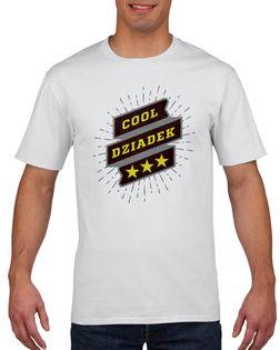 Koszulka męska COOL DZIADEK XL