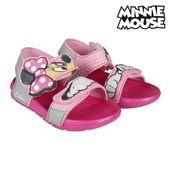 Sandały plażowe Minnie Mouse 73057 Różowy 27