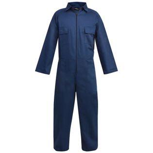 Męski kombinezon roboczy, rozmiar XL, niebieski