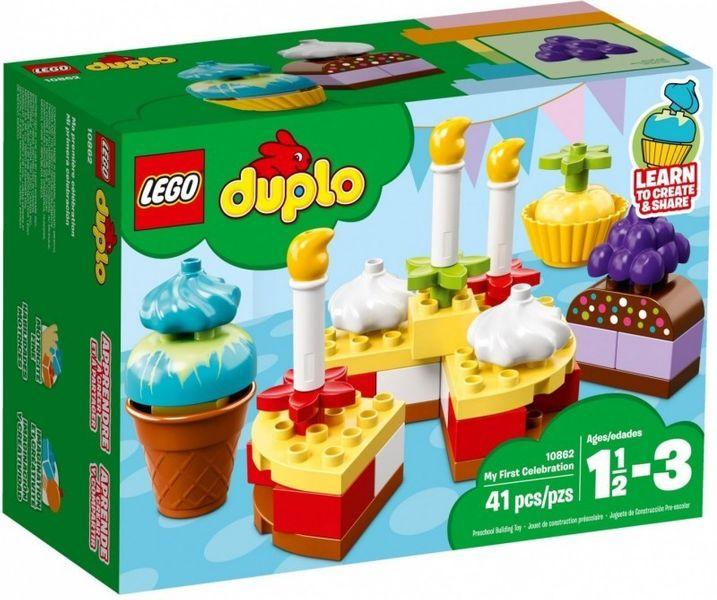 Lego polska DUPLO Moje pierwsze przyjęcie zdjęcie 1