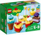 Lego polska DUPLO Moje pierwsze przyjęcie