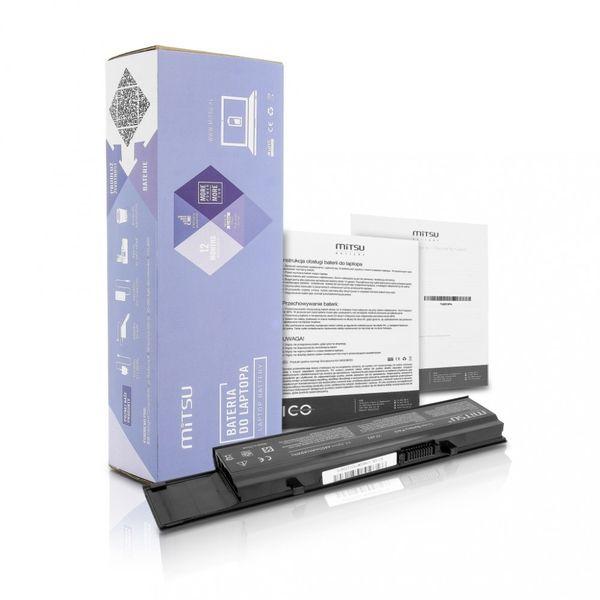 Mitsu Bateria do Dell Vostro 3400, 3500, 3700 4400 mAh (49 Wh) 10.8 - 11.1 Volt na Arena.pl