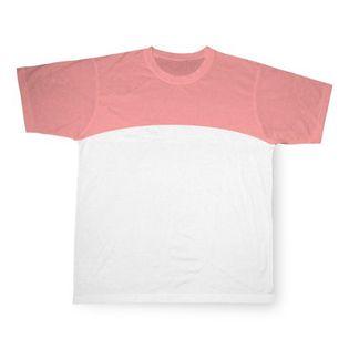 Koszulka Różowa Sport Cotton-Touch Sublimacja Termotransfer XXL