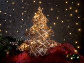 Choinka LED 40 cm Lunartec zdjęcie 4