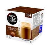Kapsułki do espresso Nescafé Dolce Gusto Cafe AuLait 30 szt.