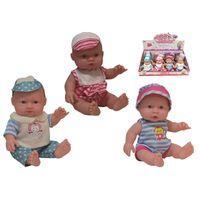 Baby MayMay - Lalka bobas pachnąca w letnim ubranku (26 cm) - Wybór Losowy