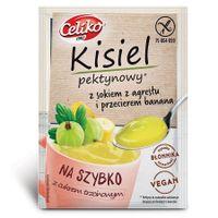 Kisiel Na Szybko Agrest Z Bananem Bez Glutenu Celiko, 20G