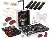 Zestaw narzędzi N1 Duży kufer 188 narzędzi 1200 elementów