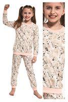 Piżama dziewczęca CORNETTE 032/118 POLAR 110-116