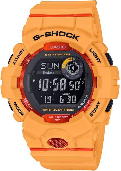 Zegarek Casio G-SHOCK GBD-800-4ER bluetooth smart zdjęcie 1