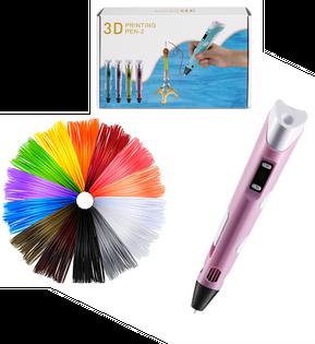 Długopis 3D Pen v2 DRUKARKA filament PLA DOODLER WYSYŁKA 24H