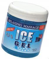 Mentor ICE GEL żel do masażu chłodzący strong 4,5% 300ml