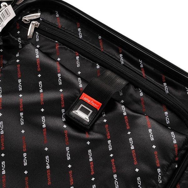 Walizka kabinowa SwissBags Q-Box 52 cm miedź zdjęcie 6