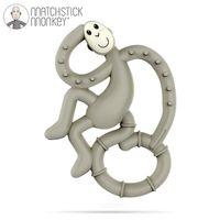 Matchstick Mini Monkey Grey Gryzak Masujący