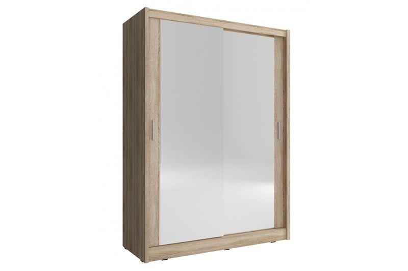 Szafa przesuwna MAJA 150cm z lustrem zdjęcie 5