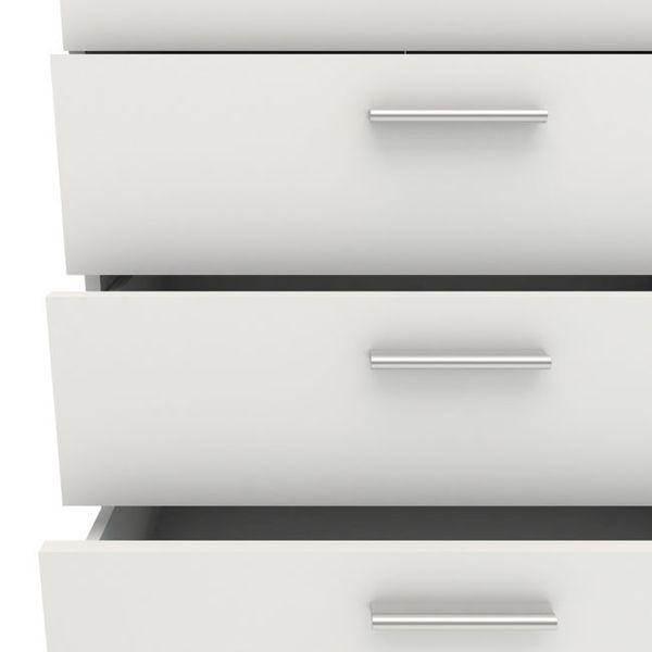 PEPE biała komoda 4 szufladowa zdjęcie 4