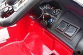 Audi R8 SPYDER Auto na akumulator Czerwony zdjęcie 2