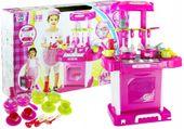 Zabawkowa Kuchnia dla dzieci kuchenka Piekarnik