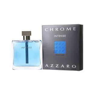 AZZARO CHROME INTENSE EDT folia 100 ml
