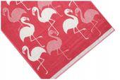 Ręcznik dla dzieci 65x130 Kids Flamingo Greno