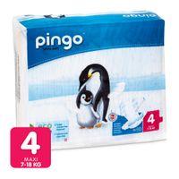 Pieluszki Pingo Ultra Soft 4 MAXI 7-18kg 40szt.