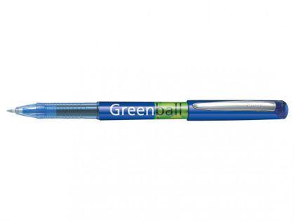Pilot Green Ball Pióro Kulkowe Niebieskie 0,7