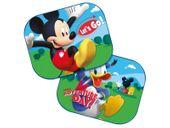 Samochodowe osłonki, zasłonki przeciwsłoneczne 44x35cm, 2 szt., Disney Mickey & Donald