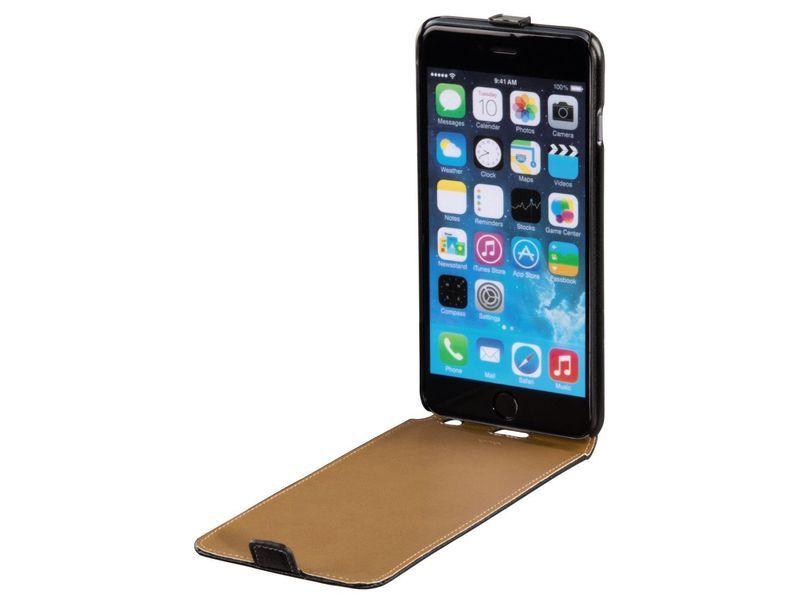 Etui Hama Smart Flap na iPhone 6 Plus Czarne zdjęcie 3