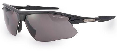 Sportowe karbonowe okulary bloc fox czarne unisex na Arena.pl