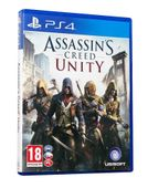 ASSASSIN'S CREED UNITY PS4 PUDEŁKO 24H FV