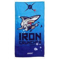 Poundout ręcznik na siłownię IRON CRUNCHER Rozmiar - 70cm x 35cm