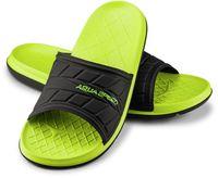 Klapki basenowe ASPEN Rozmiar - Klapki - 40, Kolor - Aspen - 38 - zielony / czarny