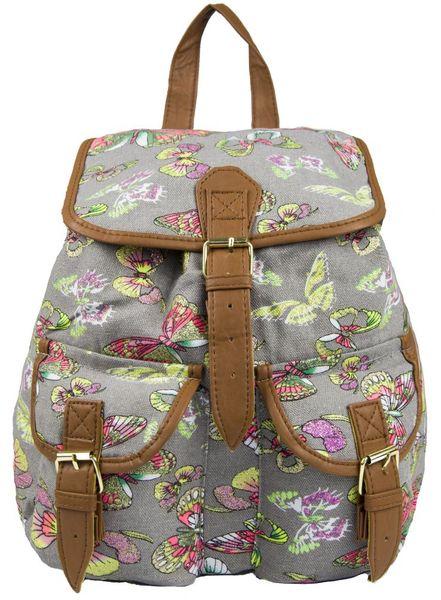 09996f086bf26 CB151 Motyle Neon Butterfly Plecak Wycieczkowy Szkolny Turystyczny Miejski  Damski plecaki Kolor: czarny zdjęcie 4