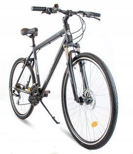 Rower Cross Szosowo Crossowy CRX Alu Tarcza Shimano Acera